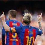Lionel Messi makes his 350th La Liga start for Barcelona this evening. No less than legendary. https://t.co/k6GPa4e0kz