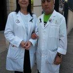 Hoy salen de la Catedral de Valencia caminando a Caracas medicos Jorge Pérez y Raquel Martin https://t.co/YTrDuoeMPL
