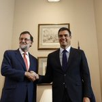 Rajoy y Sánchez se reunirán mañana en el Congreso. https://t.co/8s0Q6d0Pvm https://t.co/Cid2SAAy9G
