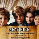 KIDS EAT FREE ON MONDAYS at @meatcure! Go on, treat the little ones... #loveleam #eatlocal https://t.co/jH7bm4xKpB