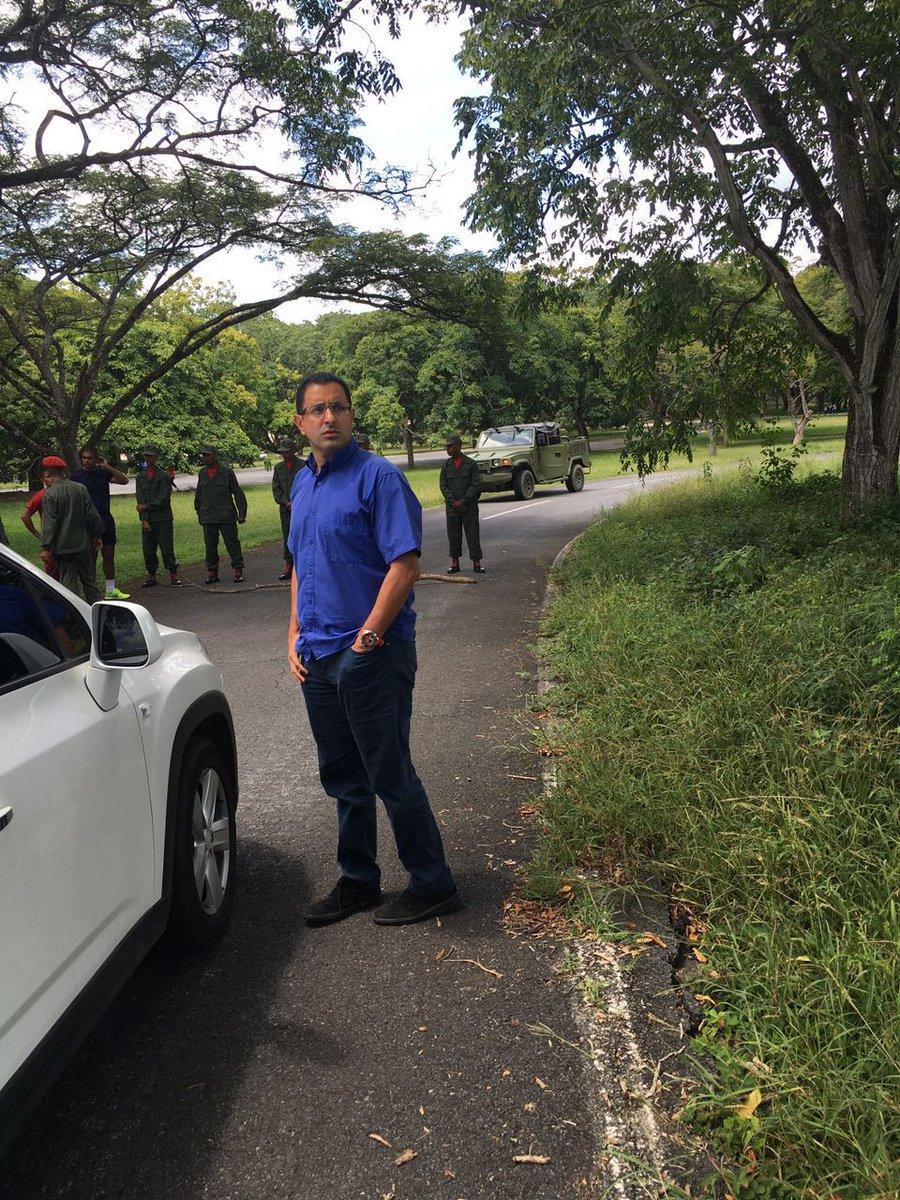 Saliendo del Campo de Carabobo ,lucharemos hasta lograr la libertad de nuestra amada Venezuela. https://t.co/cGRLkzmfFI