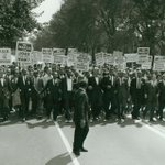 53 years ago today, we Marched on Washington for Jobs and Freedom. #GoodTrouble https://t.co/KO3YzpjuZG