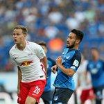 Schon 10:5 Torschüsse für @DieRotenBullen - bisher beachtliches #Bundesliga-Debüt 👉 https://t.co/t0j8tFv5UN #TSGRBL https://t.co/5EjORmN8gr