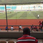 Enjoyed the view of @NPFL from conflunc stadium in lokoja today btw Niger Tornadoes & Lobi stars.@Sir_Ruffy @LMCNPFL https://t.co/LJwOOIeYxz