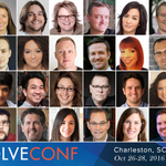 Discuss The Business of #Marketing and #Design @revolveconf in #Charleston Oct 26-28 http://revolveconf #ux #martech https://t.co/0MzOOJ9odL