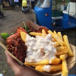 Hungry? You will be! My take on @streetfoodCDF now on the blog https://t.co/CSbzeltdzb Ps. they are open tomorrow! https://t.co/lrEmTrkUrq