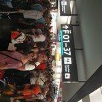 Chaos am Flughafen #Wien #VIE alle Flüge gecancelled https://t.co/451dAb31Cf
