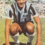 Alcindo, maior artilheiro da história do Grêmio, será cremado no apito de Grêmio x Atlético. #LendaTricolor https://t.co/r2NaGomv8N