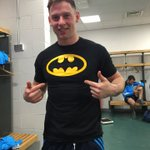 """""""The little Batman was watching over us"""" - Philly McMahon https://t.co/cCZa4PbRmJ"""