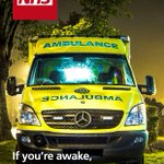 NHS Staff: When youre awake, theyre awake (and when youre asleep, theyre still awake) please RT for all of them https://t.co/4aeoXz9Al6