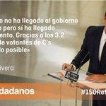 """.@Albert_Rivera: """"Con el acuerdo #150ReformasCs hemos logrado que el PP se comprometa a no subir más los impuestos"""". https://t.co/wXUrEN3gyD"""