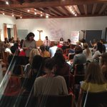 Women In International Society - austria fireside talk with Nathalie Tocci and Fuad Gritli at #efa16 is packed https://t.co/nTE0ZQIHa5