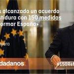 🏛 Gracias a @CiudadanosCs se han logrado #150ReformasCs para construir una nueva etapa para España🇪🇸 https://t.co/VUgxPUF9iy