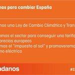 Con las #150ReformasCs hacemos de España un país más sostenible. 🏞☀️ https://t.co/4PiZpMSPgz
