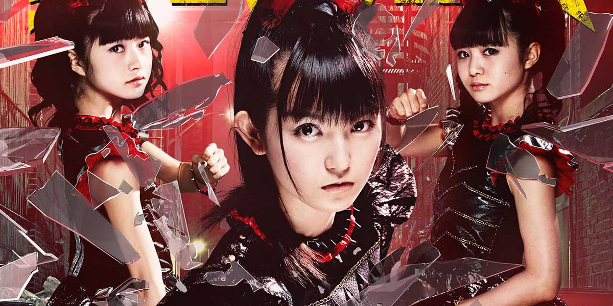 What's the greatest Metal Hammer cover of the last 30 years? Will it be @BABYMETAL_JAPAN? https;/...