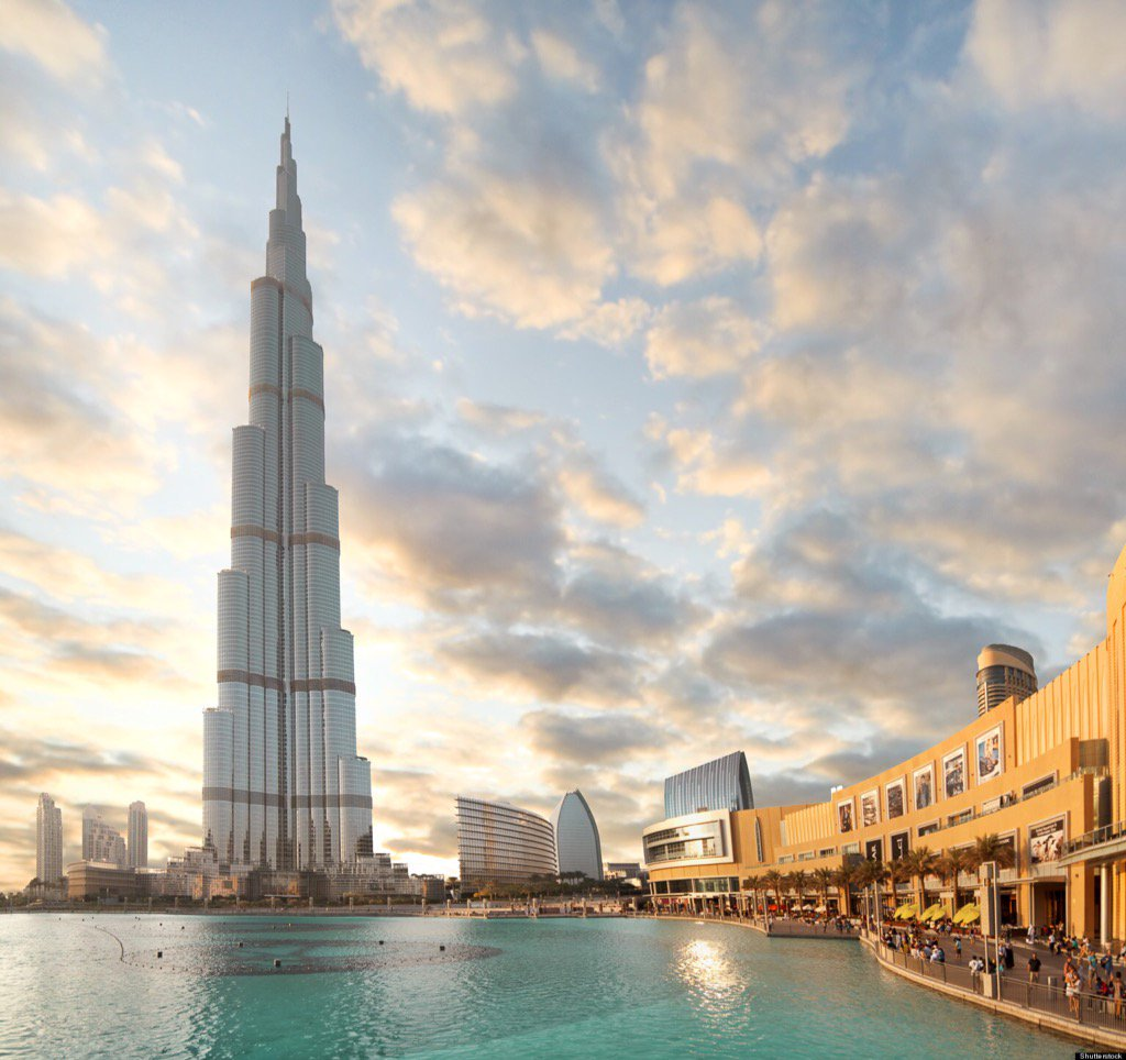 City Of Gold: How to Spend An 18-Hour Layover In Dubai