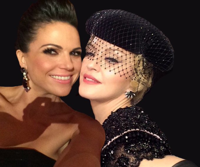 Happy birthday Madonna!!