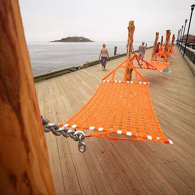 Retweet if you wish you were relaxing in Nova Scotia. #hammocksinhalifax #visitnovascotia @ExploreCanada https://t.co/oUJYgrhtav