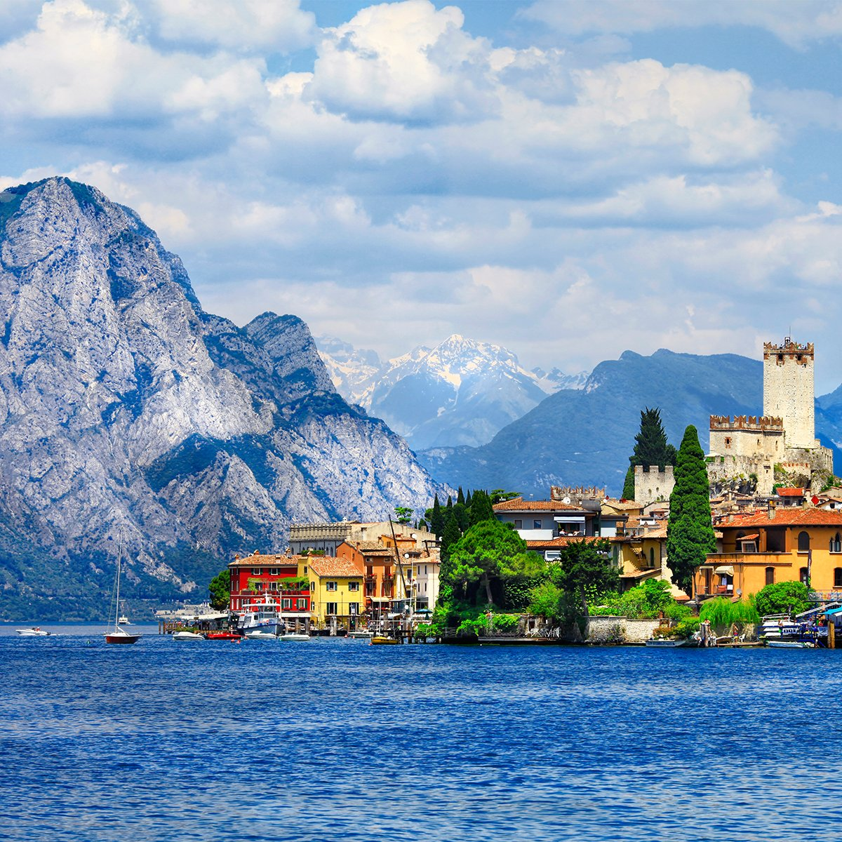 Relax & explore Lake Garda with Newmarket Holidays direct from Aberdeen. Find our more: