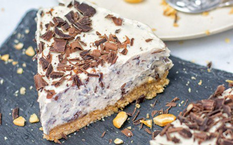 No Bake Stracciatella Cream Pie By Florian_cc Httpst Coj0n0eqrwqr