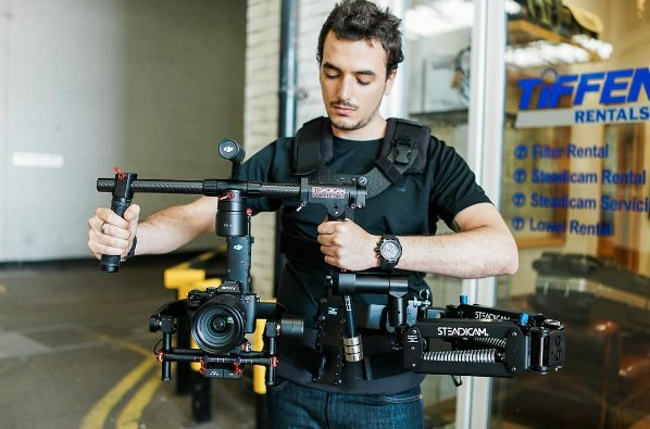 We are pleased to announce that the Steadicam Steadimate is now available for pre-order! https://t.co/FCwltv33aO https://t.co/D3S958PCes