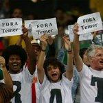 Michel Temer, Rio 2016 kapan?? törenine kat?lmayacak