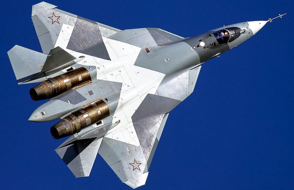 Russia has released the first official footage of its new fifth-generation fighter