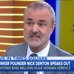 Univision is buying Gawker out of bankruptcy for $135million