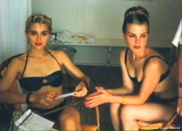 Happy birthday to Debi Mazar\s best friend, Madonna!
