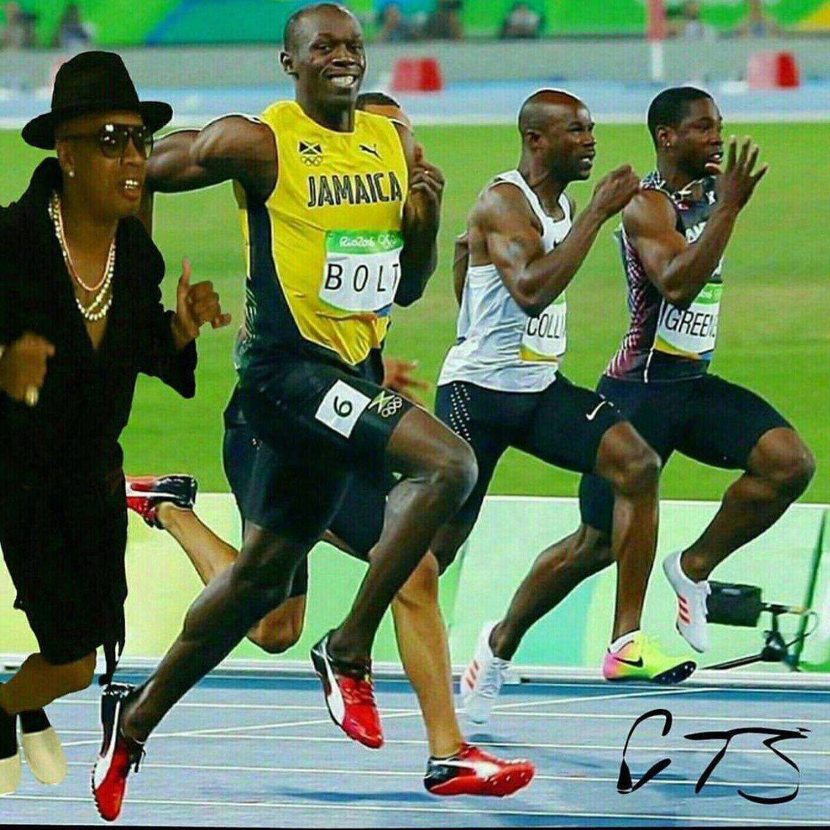 I Would've Won Da Gold Bih.....