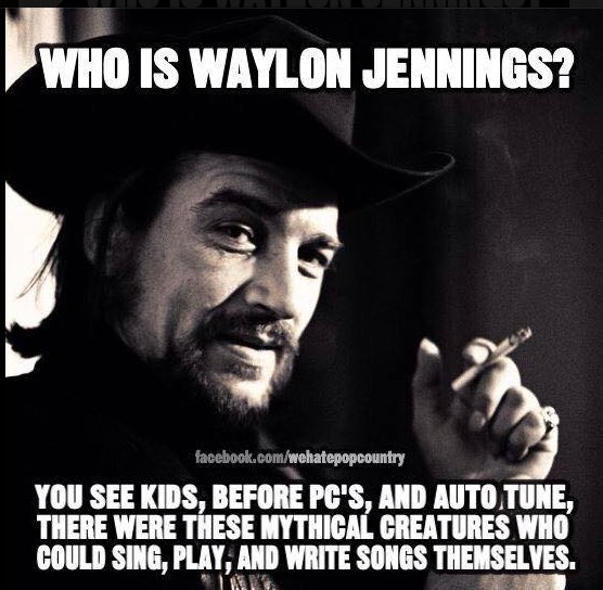 Mythical creatures! :) #waylonjennings #outlawcountry https://t.co/VO6xTEL41I