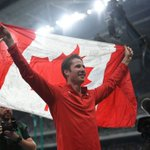 Canada's Drouin leaps to gold in men's high jump