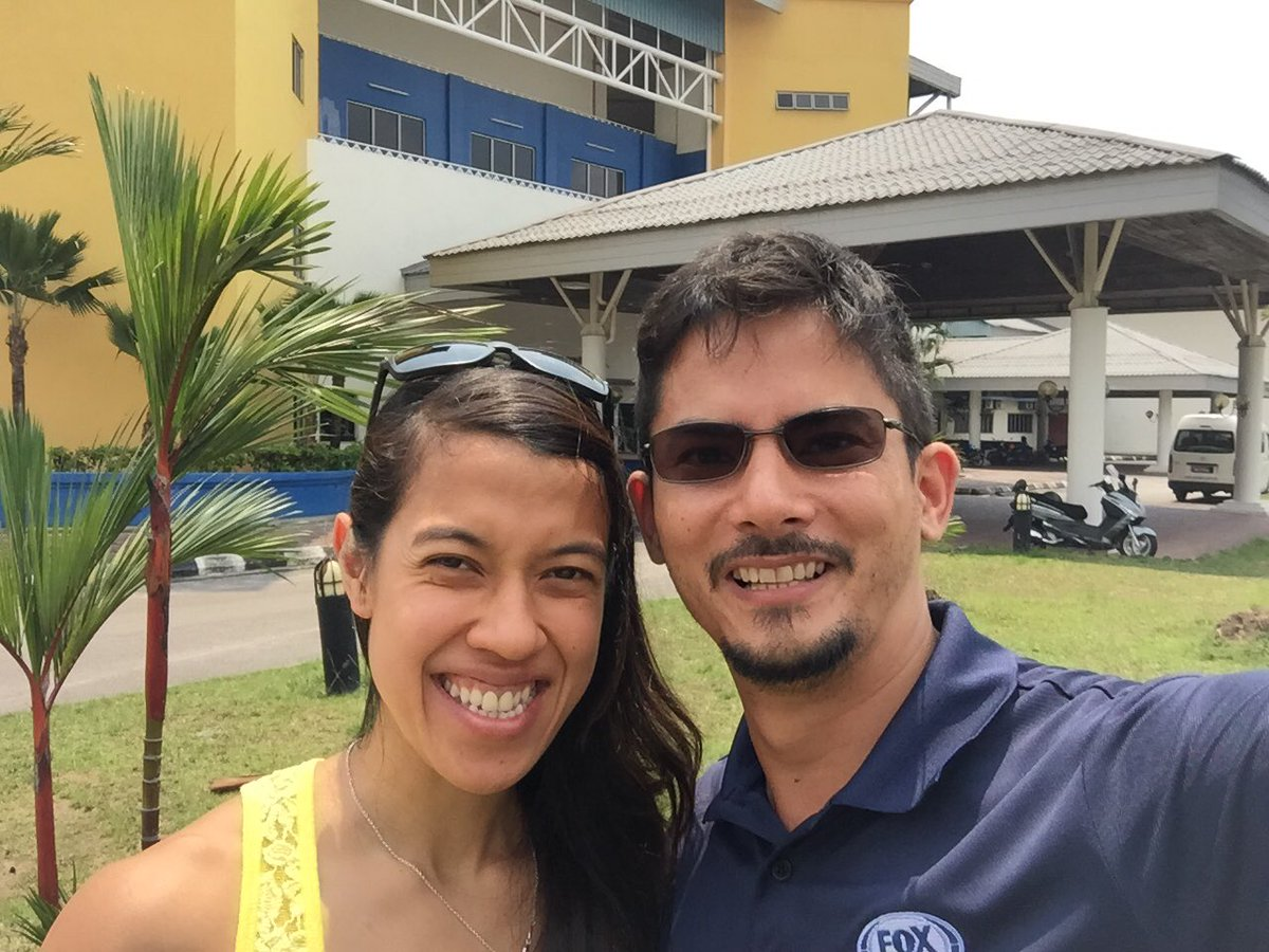 Met @NicolDavid for lunch today to share my training regime with her. She went back into the courts, I went 4 a nap. https://t.co/Z0wdHXoRMQ