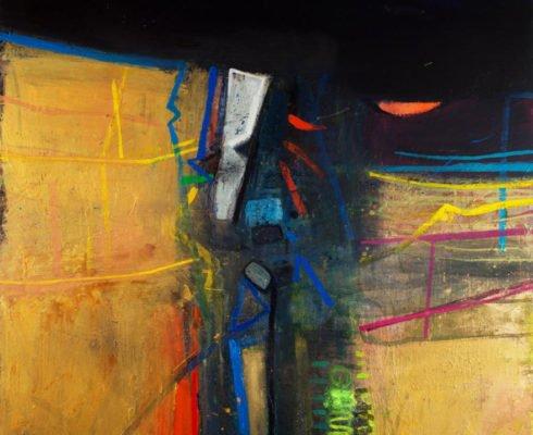 A stunning exhibition at @openeyegallerye by Scottish Colourist Barbara Rae #EdArtFest #Edinburgh #painting 1-31 Aug https://t.co/EK4fg6f3PP