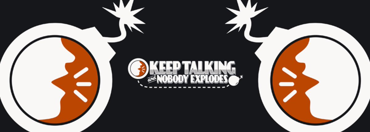 Retweet for the chance to win the Keep Talking And Nobody Explodes digital soundtrack  - https://t.co/uVjAs3lPUY. https://t.co/8NaY0nnkct