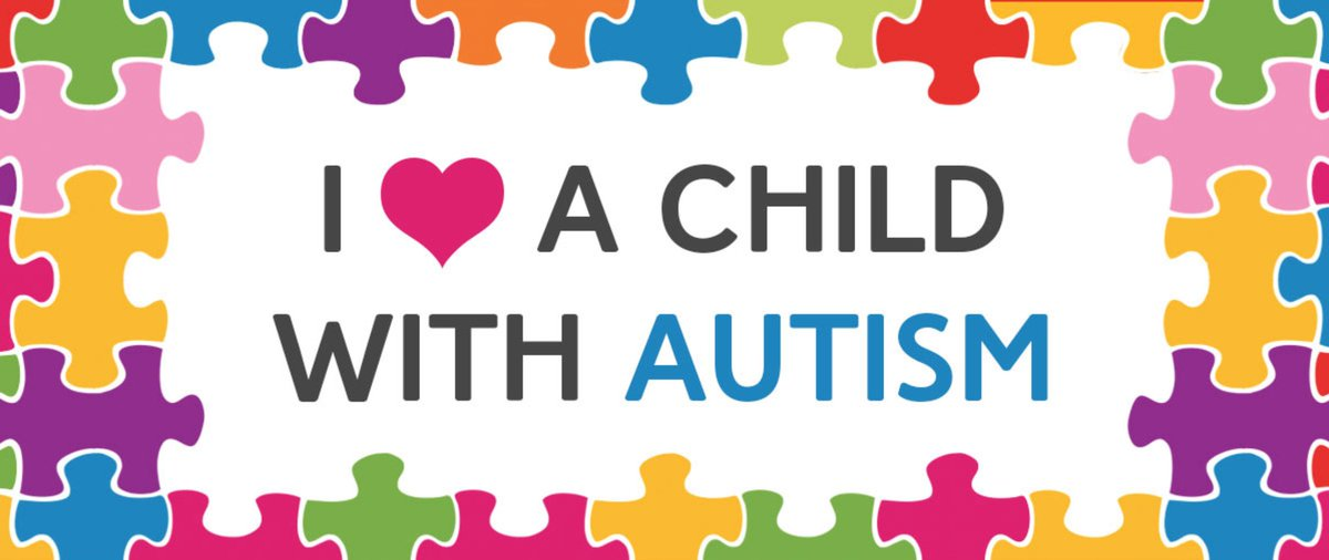 I love a child with #autism!   Don't do it alone! Join https://t.co/rGUcvaUEf7 for support & tips. #AutismParent https://t.co/XnrM55W4HW