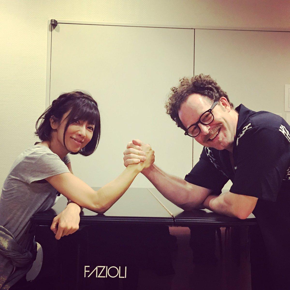 マエストロジョンアクセルロッドさん,NHK交響楽団の皆様共演させて頂けて光栄です✨お越し賜わりました皆様、本当に有難うございました