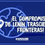 Lenín promueve la formación de políticas dirigidas a las persona con discapacidad en el mundo. #VamosLenín https://t.co/5VLtNoNzLn