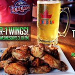 2-for-1 Wings & Mussels starts 3pm! Happy Hour til 6. Molson THUNDER MUGS $10.50!  @GeorgeStLive https://t.co/1dQrE4tCA7