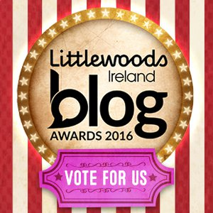 Shortlisted for Best Travel Blog at the Irish blog awards. Woohoo! Vote for Into The Blue