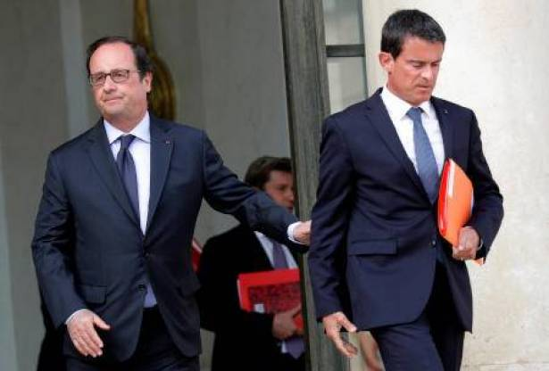 French prime minister backs local burkini bans, urges calm