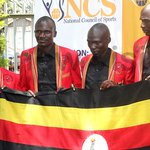 Kiprotich in Rio for Sunday's marathon race