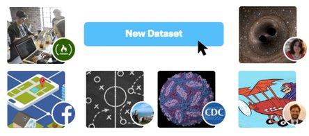 Today we launch Kaggle's #opendata platform. Publish your data for the community to explore https://t.co/5cBK2i6V7U https://t.co/28pR9lJ1zR
