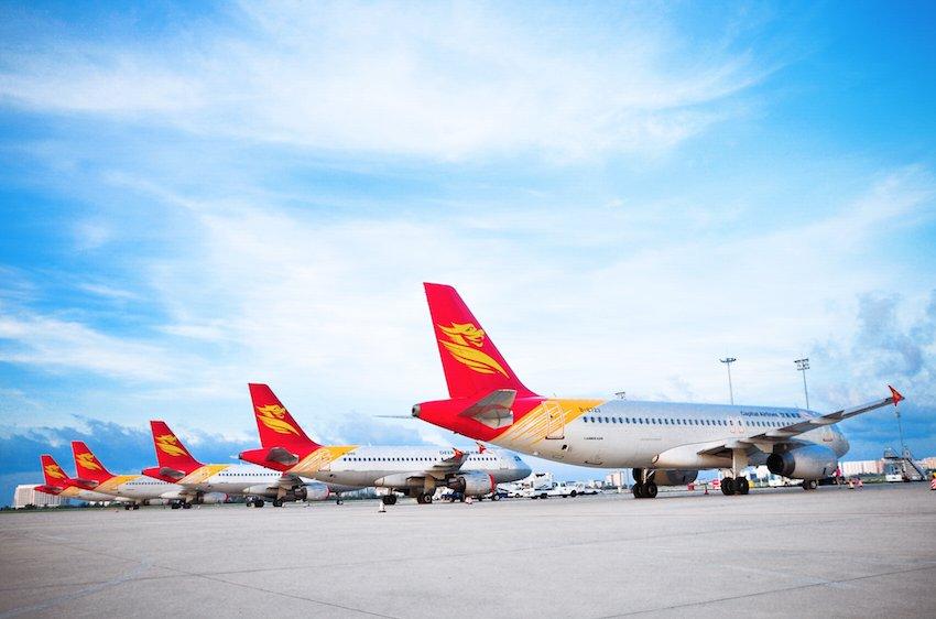 RT @GlenKorstrom: Sixth Chinese carrier to start flying to Vancouver International travel https:/…