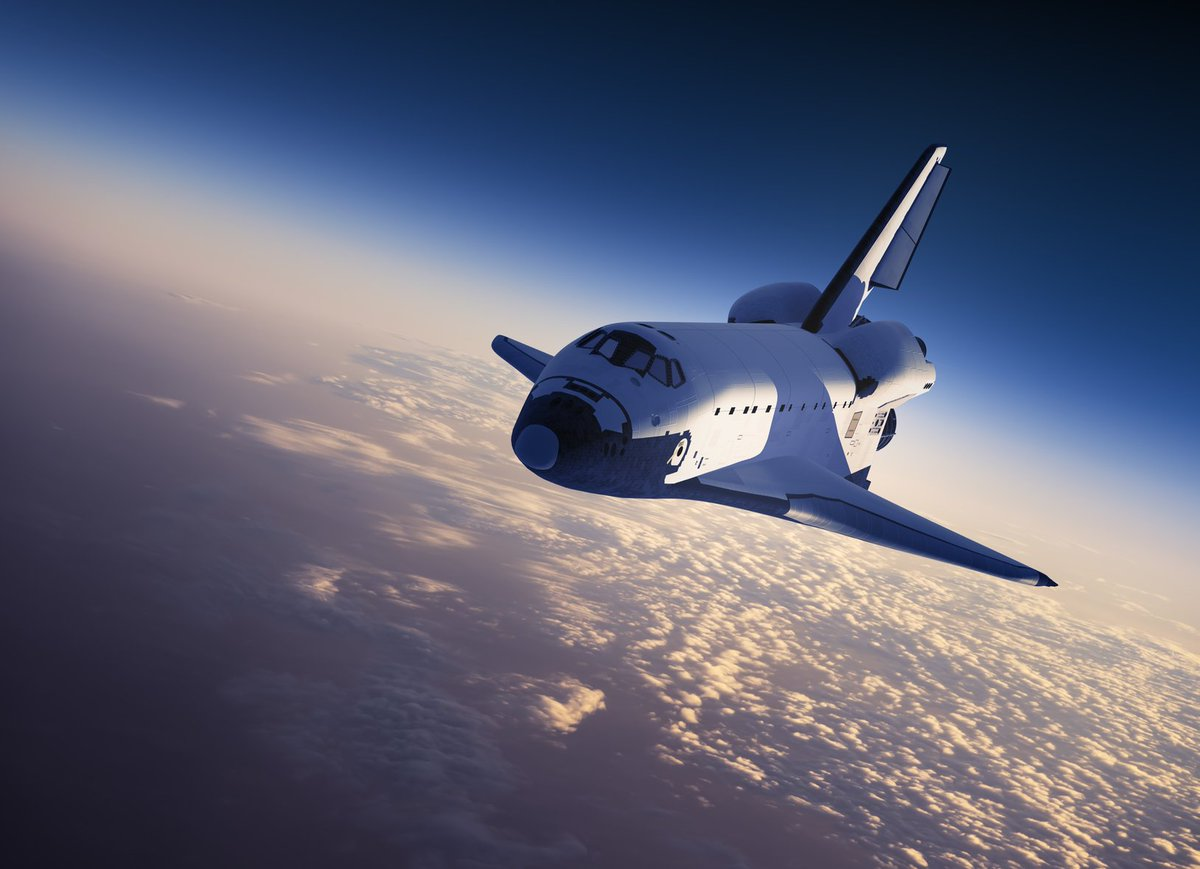 Could airlines become spacelines by 2040?! @AlunRhydderch predicts the future: