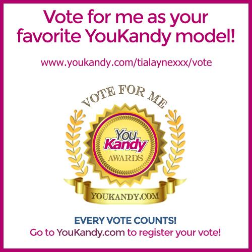 YouKandy Model of the Month - Vote for me! https://t.co/zBmXGZb7Ii https://t.co/IsarXEduyN