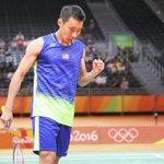 Lee faces Lin Dan in mouth-watering Olympic semis - Badminton