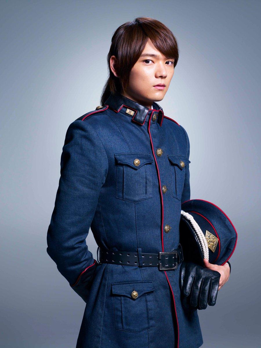「犲」隊長・安倍蒼世役に、古川雄輝さんが決定!曇天火と幼馴染で、隊を抜けた天火をまだ許してはいないクールな安倍蒼世。刀を
