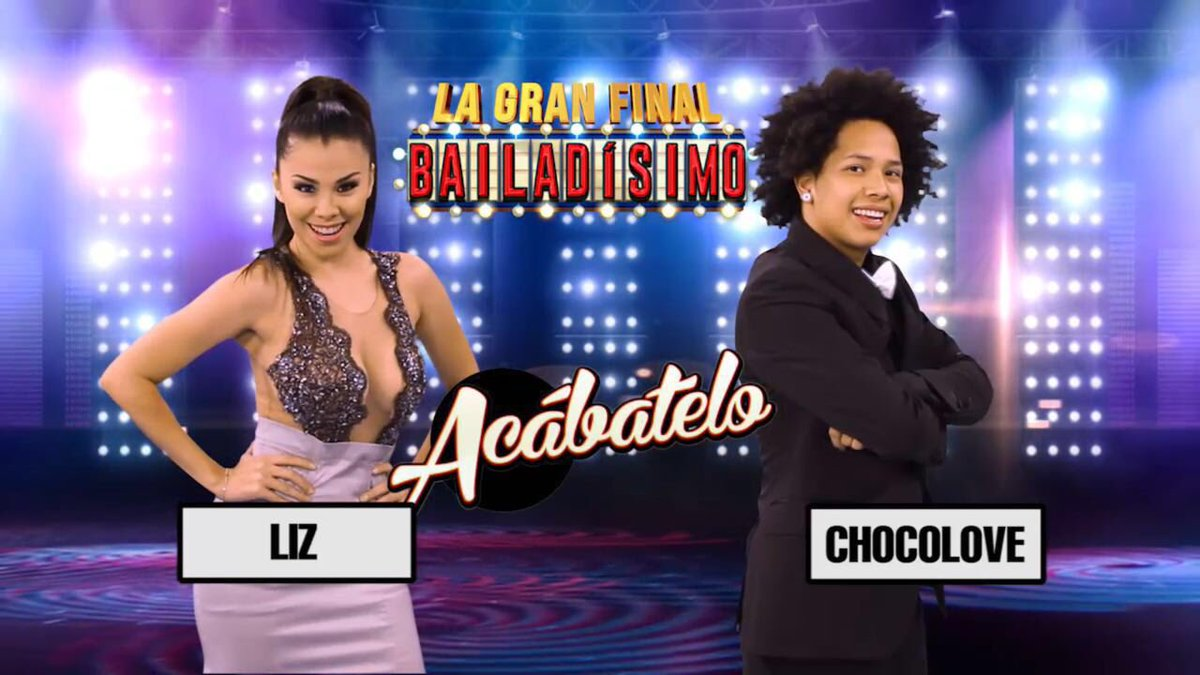 #bailadisimo yo con #acabatelolizchocolove