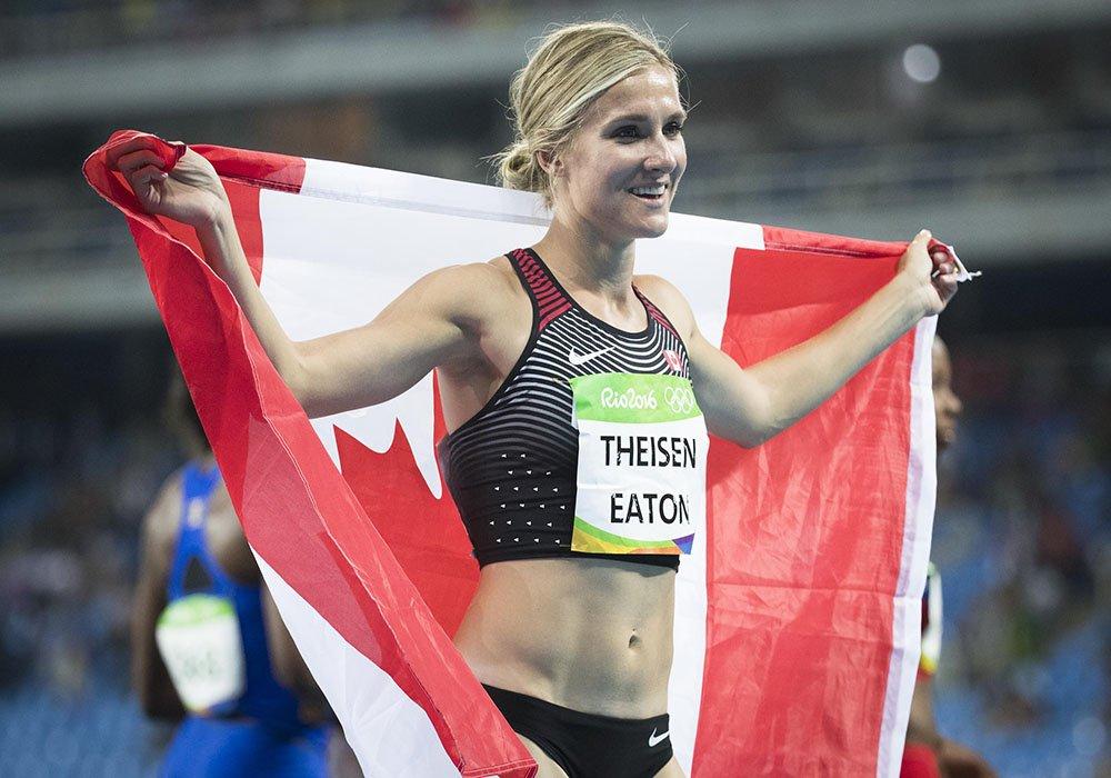.@btheiseneaton on winning the bronze in heptathlon